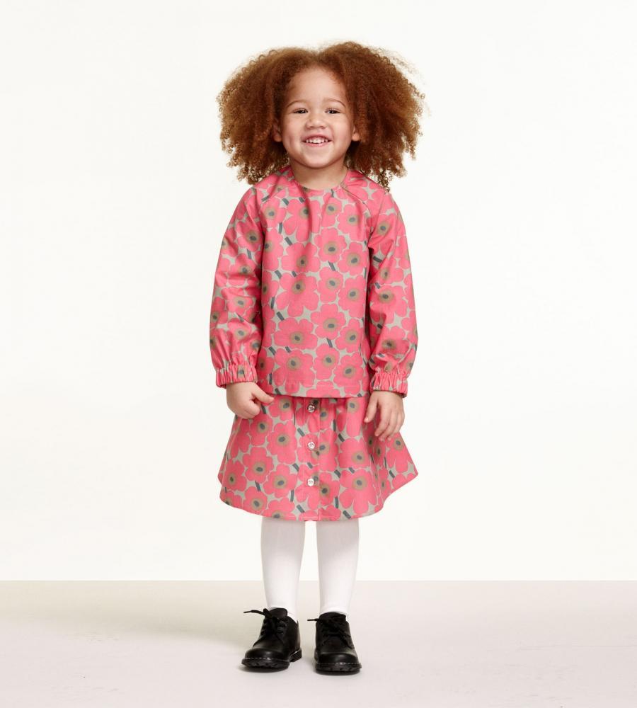 [Kids] Irene 2 シャツ【Marimekko】/ファッション・アパレル キッズ・子供服子供用トップス【marimekko(マリメッコ)・PAUL & JOE(ポール&ジョー)などのファッションブランド通販サイト 「LOOK @ E-SHOP」(ルック アット イーショップ) 公式通販】/52_1_52174345374