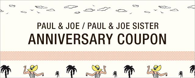 【PJ】4th Anniversary COUPON!