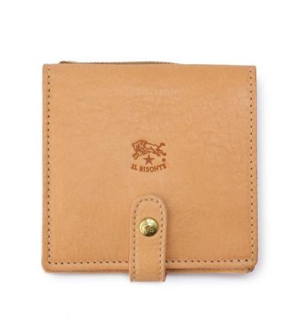 【IL BISONTE】2つ折りや長財布、人気定番ウォレットが入荷しました。
