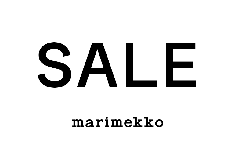 marimekko SPRING & SUMMER SALE 30% off