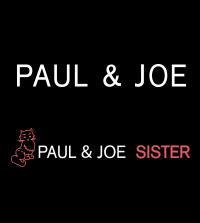PAUL&JOE/PAUL&JOE SISTERのお取扱いは終了しました。今後は公式オンラインストアをご利用ください。
