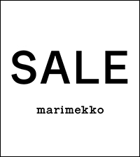 Marimekko SPRING & SUMMER SALE 30% off- スタート!
