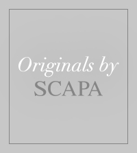 【SCAPA】「Originals by SCAPA」NEW COLLECTION特集
