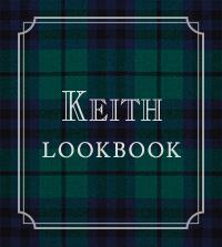 【KEITH】2016AW LOOKBOOK スタート