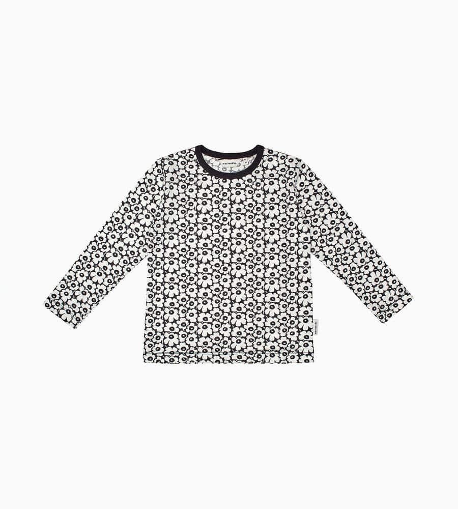 【Kids】Ouli Pikkuinen Unikko Tシャツ