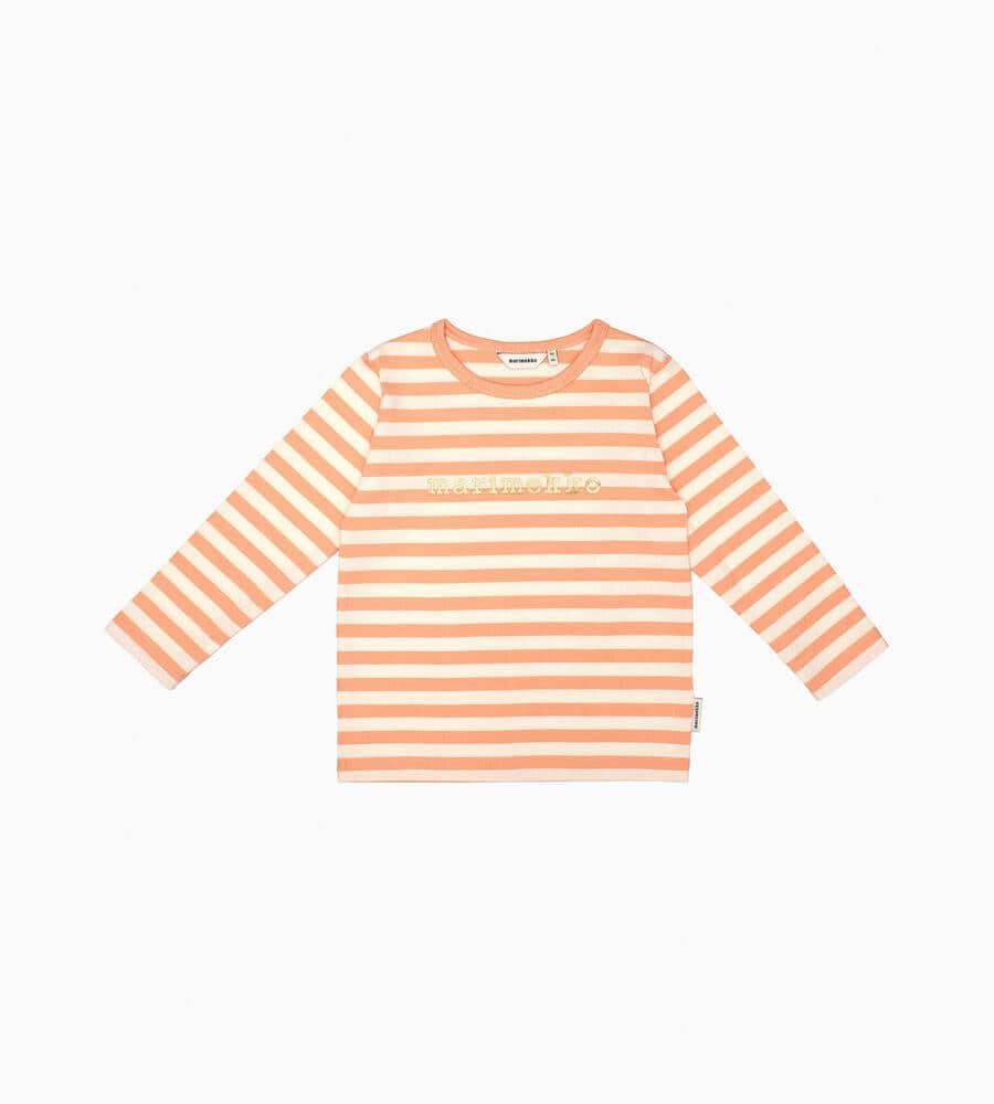 【Kids】Vede Tasaraita 2 Tシャツ