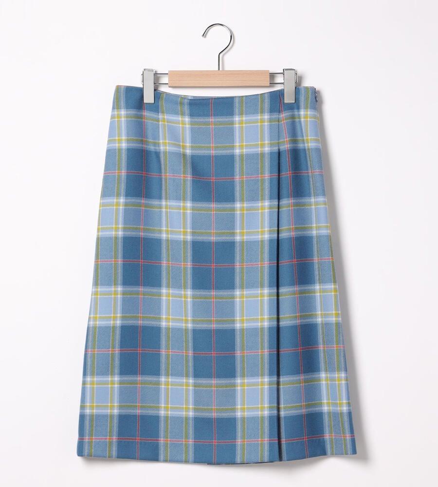 ブライトタータンスカート