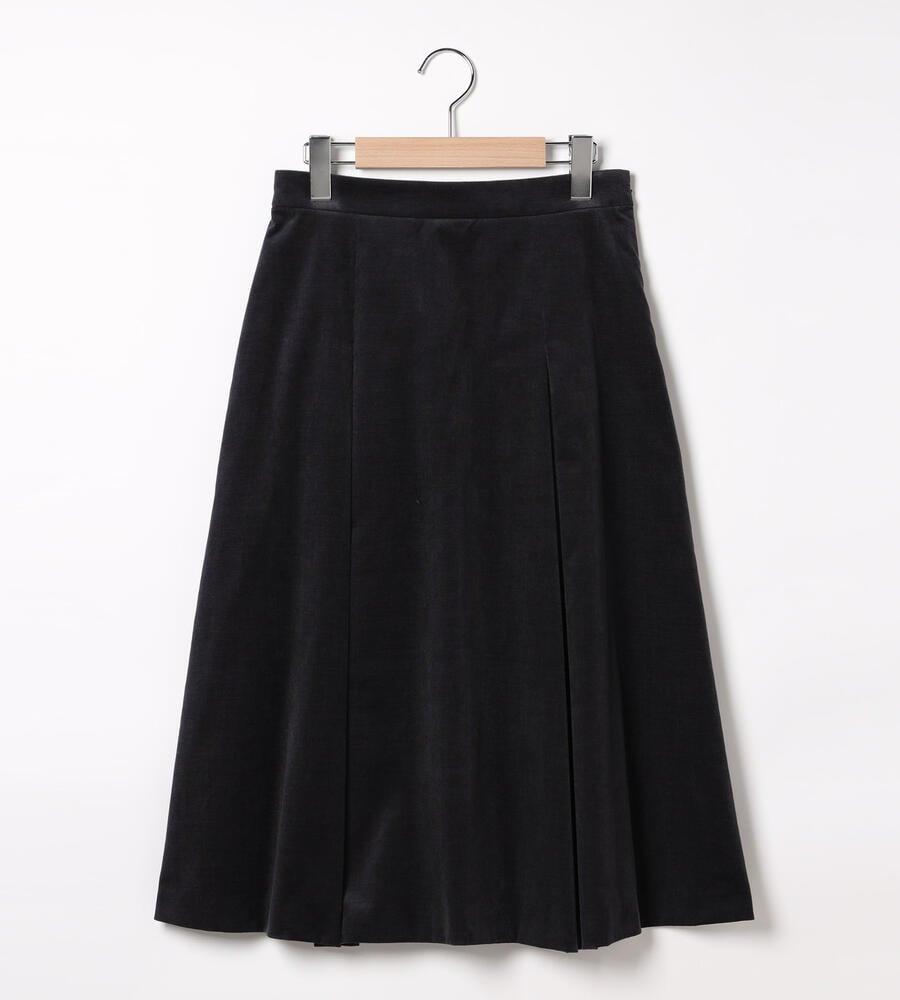 レッジャーニマイクロコールスカート【WEB限定】