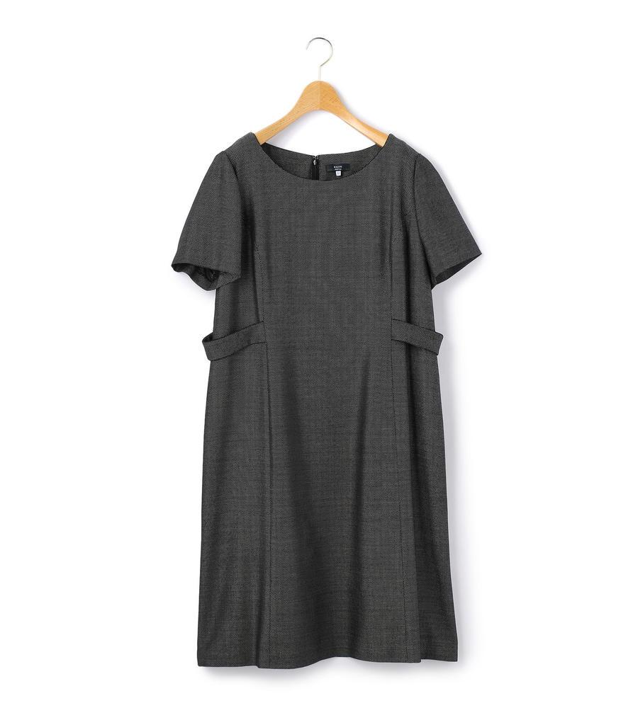 【50size~】バーズアイ ドレス