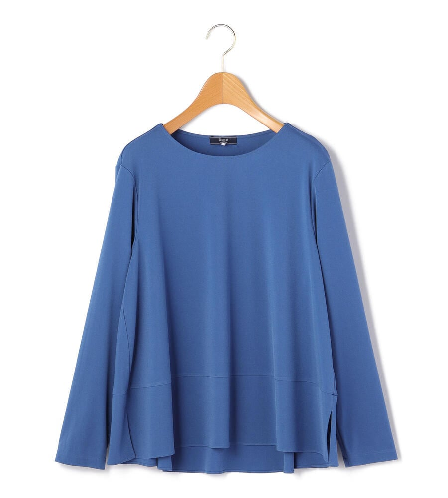 【WEB限定】TOWNHOUSE / トリアセスムース カットソー